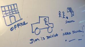 Jim simple scenario